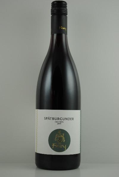 2015 Spätburgunder QbA trocken, Frey